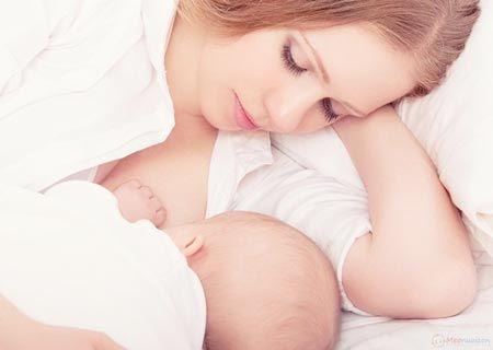 Đừng bắt trẻ bú mẹ giữa đêm - Cách chăm sóc bé