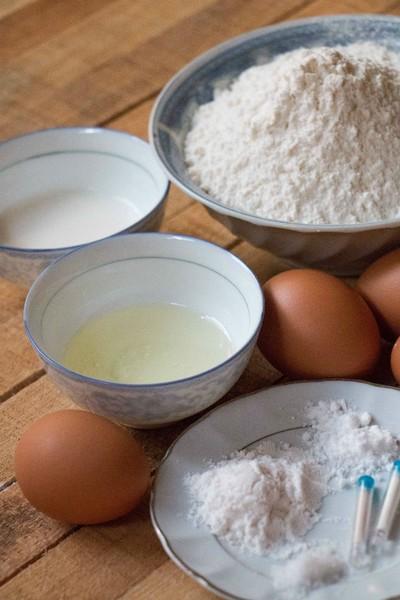 Làm bánh Phú Sĩ thơm ngon mà không cần lò nướng 3