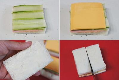 2 món ăn sáng nhanh ngon với bánh sandwich 16