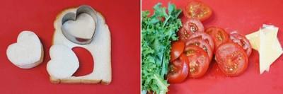 2 món ăn sáng nhanh ngon với bánh sandwich 5