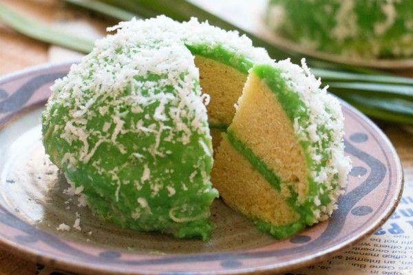 Làm bánh Phú Sĩ thơm ngon mà không cần lò nướng - Làm bánh