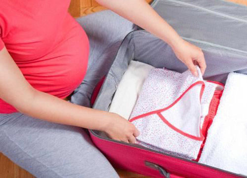 Đồ nhất thiết phải mang theo khi đi đẻ - Sản phẩm cho bà bầu