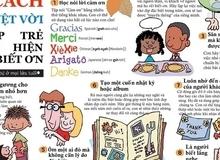 8 cách tuyệt vời để dạy con thể hiện sự biết ơn