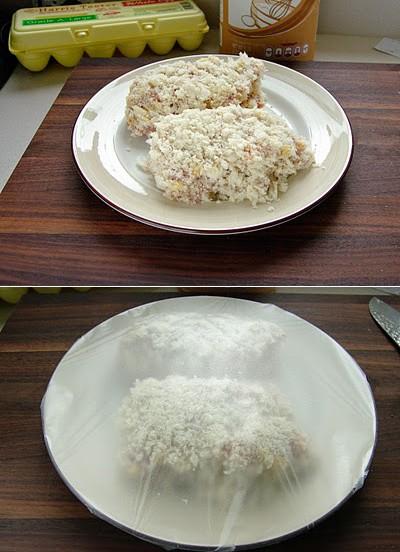 Thăn heo chiên xù ngon cơm bữa tối 10