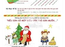 Những bí mật thú vị của trẻ con trong ngày lễ Giáng Sinh