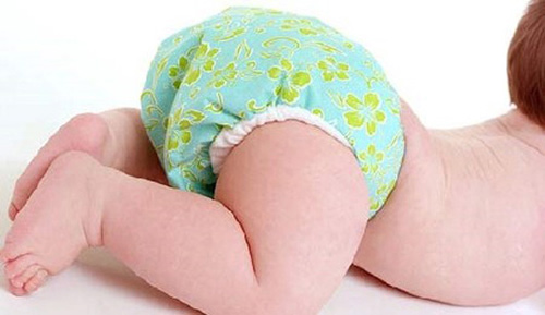 5 sai lầm phổ biến của mẹ khi dùng bỉm cho con - 1