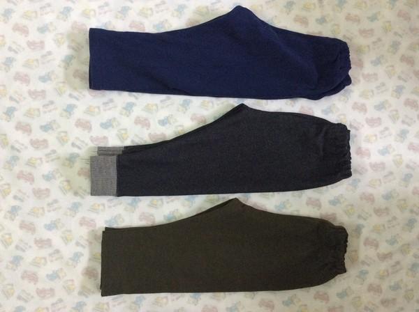Với 20.000đ tiền vải, mẹ may 3 quần dài cho bé mặc mùa đông! 14