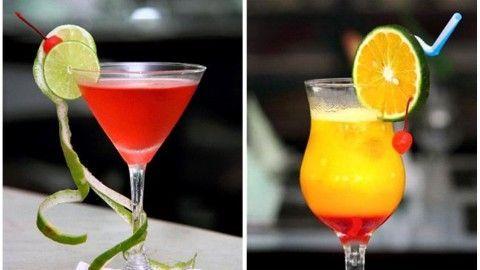Tự pha 2 món cocktail sành điệu cho tiệc cuối năm - Món giải khát