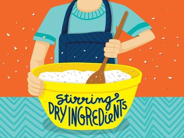 Những công việc thú vị trong bếp con 3 tuổi có thể tự làm - hình 6