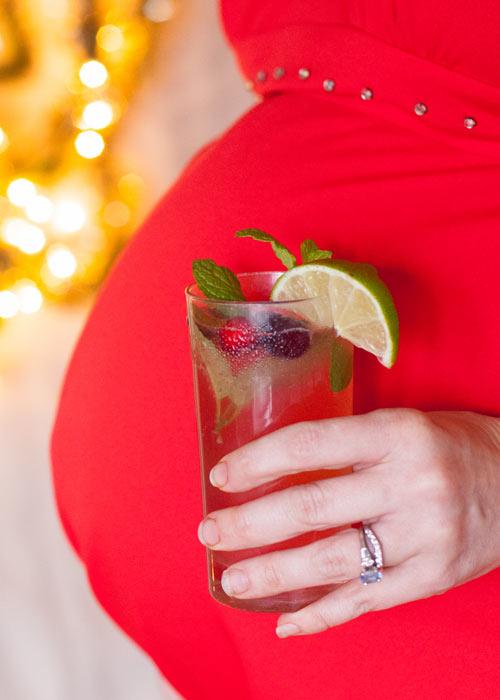 Đồ uống hoàn hảo cho mẹ bầu mùa nắng nóng - 3