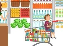 7 lời khuyên để bé không gây phiền toái khi đi siêu thị