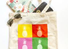 Biến túi xách cũ thành mới và sắc màu với 3 cách đơn giản