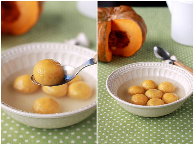 Bánh trôi bánh chay dẻo ngon cho ngày Tết Hàn thực - Món ăn ngon