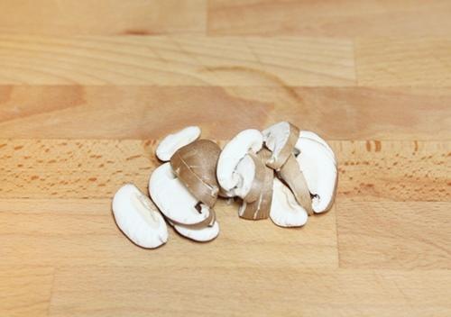 Miến nấu nấm giản đơn cho bữa sáng - 2
