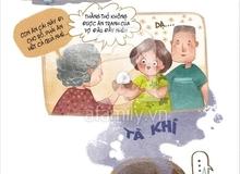 Cười ra nước mắt chuyện tẩm bổ giúp vợ bầu của ông bố trẻ