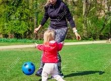 Bài tập vận động giúp bé 1-3 tuổi thông minh, khỏe mạnh