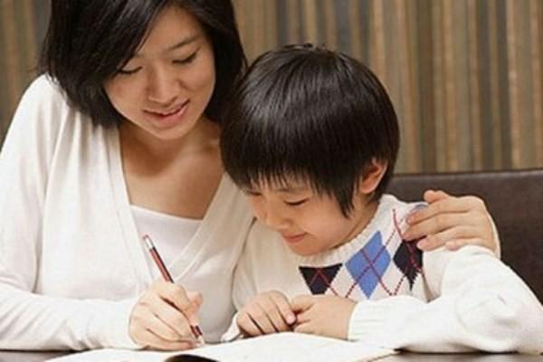 Có tới 2/3 phụ huynh không làm nổi bài tập về nhà của con 1