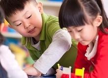 Dự báo tương lai của bé qua cách vui chơi ở trường mẫu giáo