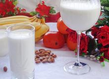 Cách làm sữa hạnh nhân bổ dưỡng