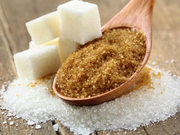 ăn nhiều đường gây hại da 1