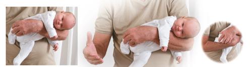 7 cách dỗ nín khẩn cấp trẻ quấy khóc - 1