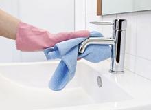 Sai lầm thường mắc khi cọ rửa nhà tắm