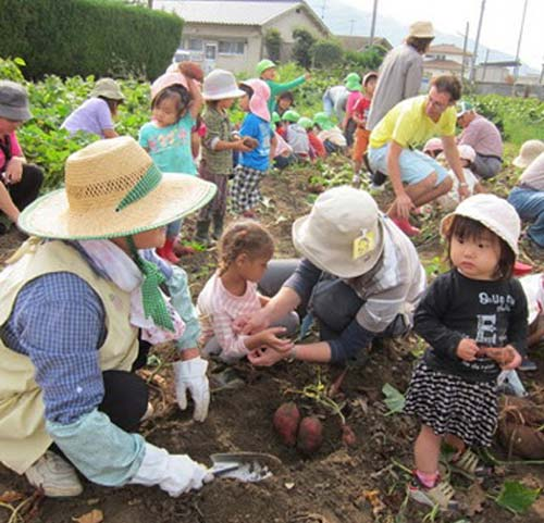 Mẹ Việt bật mí chuyện nuôi dạy con độc đáo ở Nhật - 1