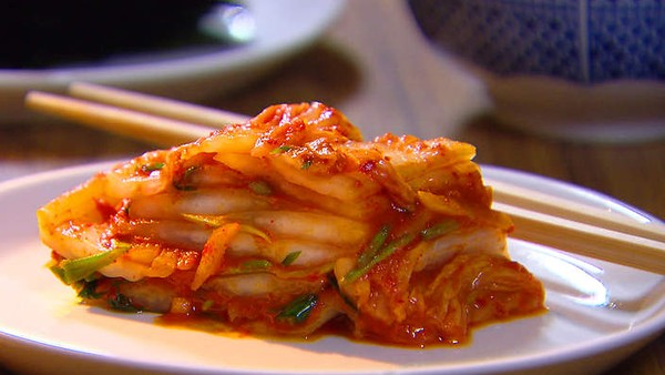 món ăn Hàn Quốc giúp giảm béo 1