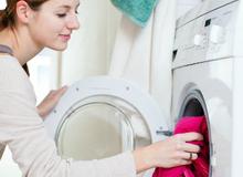 Máy giặt chóng hỏng vì một vài thói quen sai lầm