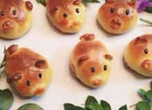 Cách làm bánh Trung thu heo con siêu tốc cho mẹ bận rộn