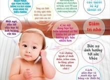 10 tác hại khi bố mẹ
