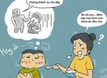 Những câu nói đùa khiến trẻ tổn thương người lớn không hề biết