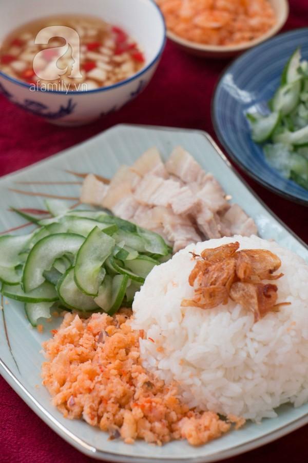 Nấu cơm đĩa Huế ngon như người Huế chính hiệu! 16