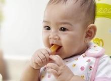 Chế độ ăn chóng lớn cho trẻ 7-9 tháng tuổi