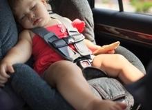 Cảnh báo nguy hiểm khi sử dụng ghế ngồi ô tô dành cho trẻ
