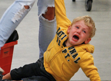 """5 cách xử lý """"tội"""" mè nheo của trẻ cực hiệu quả của mẹ Mỹ"""