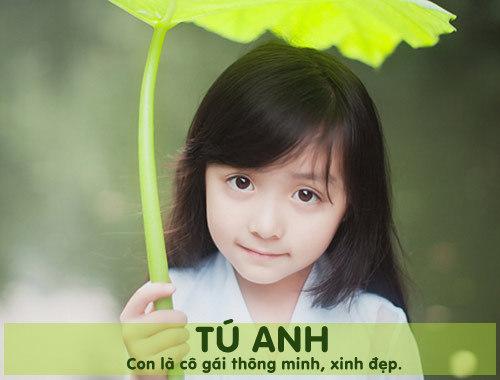Cách đặt tên cho con gái hạnh phúc, may mắn suốt cả cuộc đời P.1 - 4