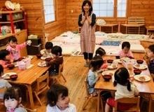 Trẻ em Nhật Bản đến trường mầm non chỉ để... vui chơi