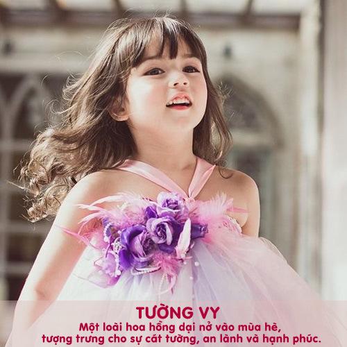 Cách đặt tên cho con gái hạnh phúc, may mắn suốt cả cuộc đời P.1 - 3