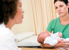 Dấu hiệu báo động mẹ bị trầm cảm sau sinh