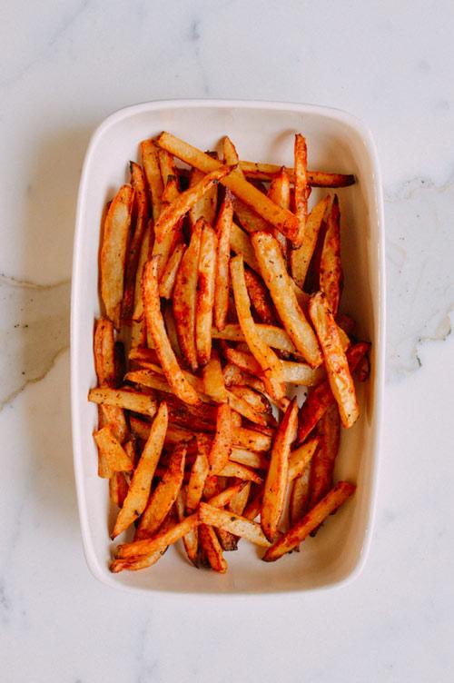 Kim chi nướng pho mát, khoai tây lạ miệng - 2
