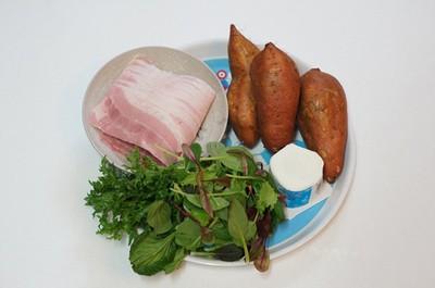 Khai vị hoàn hảo với salad khoai lang ngon đẹp 2