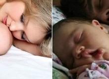20 tình huống thể hiện sự khác biệt trời vực giữa bố và mẹ khi chăm con
