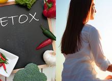 Trẻ - khỏe - đẹp cùng phương pháp detox trong 7 ngày với chuyên gia