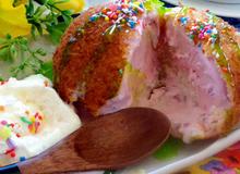 Cách làm kem chiên ngon khó chối từ