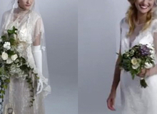 Sự thay đổi của kiểu dáng váy cưới trong suốt một thập kỷ qua