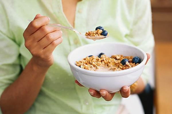ăn sáng giảm cân 1
