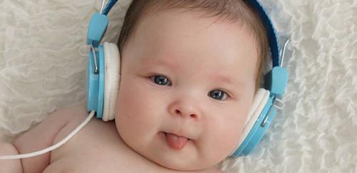 Trắc nghiệm: Đo trí thông minh của trẻ sơ sinh - 1