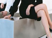 Tác hại của kiểu ngồi vắt chéo chân