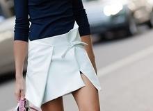 7 kiểu chân váy